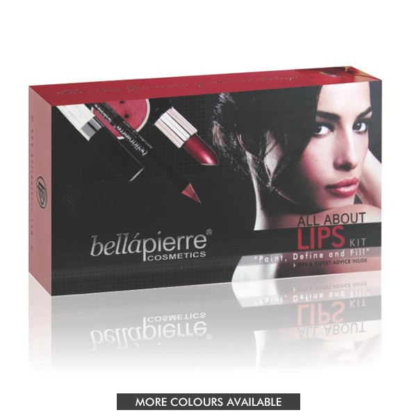 All About Lips Kit